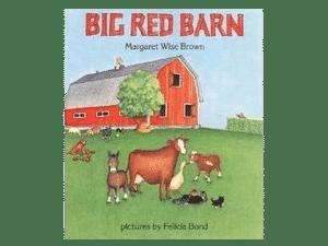 Big Red Barn Storybook