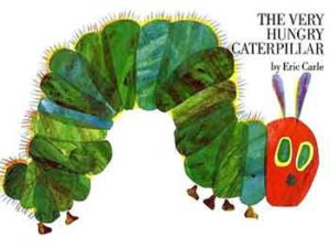 The Very Hungry Caterpillar by Eric Carle - Preschool Curriculm
