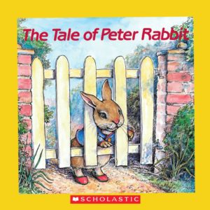 The Tale of Peter Rabbit storybook