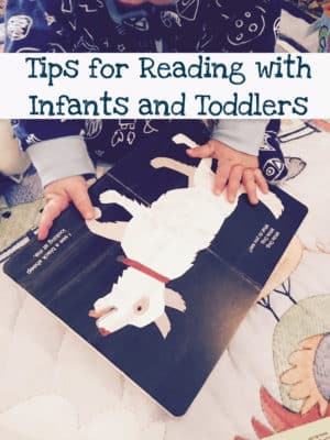 Using Read It Once Again with Infants and Toddlers